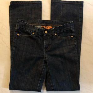 Tory Burch Straight Leg Jeans Sz 26